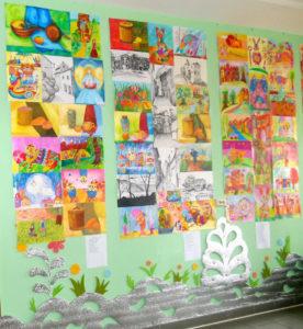 муниципальный этап международного конкурса детского творчества «Красота Божьего мира»